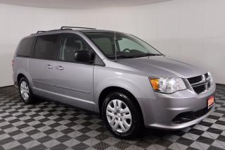 Used 2014 Dodge Grand Caravan SE/SXT CLEAN CARFAX - NO ACCIDENTS! STOW'N'GO, ROOF RACK for sale in Huntsville, ON