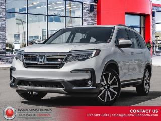 New 2021 Honda Pilot TOURING 7P for sale in Huntsville, ON