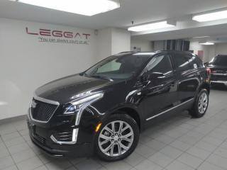 New 2020 Cadillac XT5 Sport - Navigation for sale in Burlington, ON