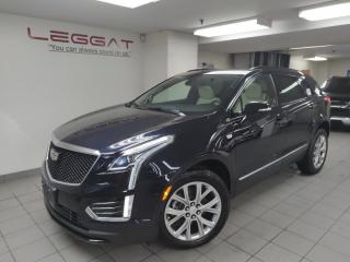 New 2021 Cadillac XT5 Sport - Navigation - Leather Seats for sale in Burlington, ON