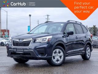 Used 2019 Subaru Forester AWD Backup Camera Bluetooth Heated front Seats Keyless Entry for sale in Bolton, ON