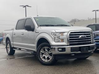 Used 2017 Ford F-150 XLT HEATED SEATS, TOUCH SCREEN for sale in Midland, ON