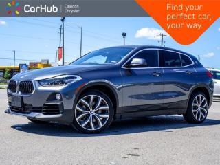 Used 2019 BMW X2 xDrive28i Navigation Panoramic Sunroof Backup Camera Bluetooth Heated Seats 19
