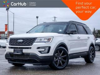 Used 2017 Ford Explorer Platinum 4x4 6 Seater Navigation Panoramic Sunroof Bluetooth Backup Camera Remote Start 20