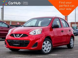 Used 2017 Nissan Micra S Air Condition AM/FM CD for sale in Bolton, ON