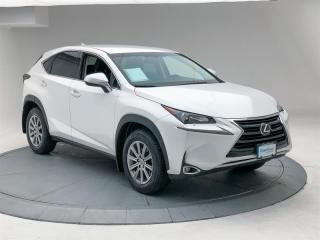 Used 2017 Lexus NX 200t 6A for sale in Vancouver, BC