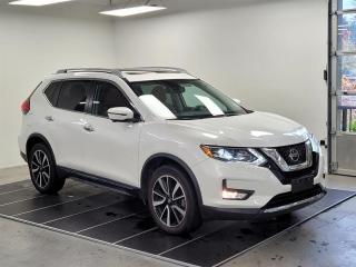 Used 2017 Nissan Rogue SL Platinum AWD for sale in Port Moody, BC
