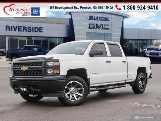 Used 2014 Chevrolet Silverado 1500 1WT for sale in Prescott, ON