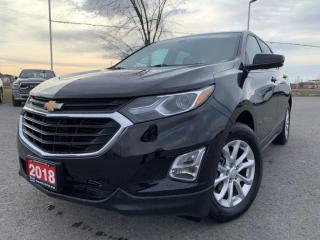 Used 2018 Chevrolet Equinox LT WITH CONFIDENCE & CONVENIENCE PACKAGE for sale in Carleton Place, ON