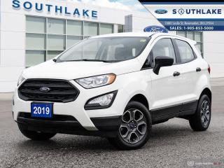 Used 2019 Ford EcoSport S 4WD|AUTO for sale in Newmarket, ON