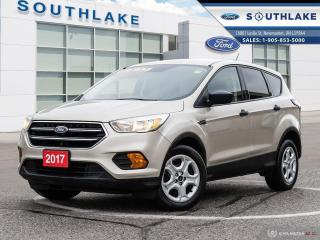 Used 2017 Ford Escape S 4X4 for sale in Newmarket, ON
