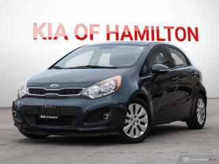 Used 2014 Kia Rio EX New Tires, No accidents, One owner, Lady driven for sale in Hamilton, ON