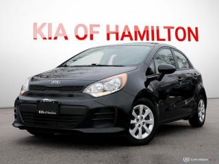 Used 2017 Kia Rio5 LX+ New Rear Brakes | Full Front Brake Service | Fantastic Shape! for sale in Hamilton, ON