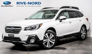 Used 2018 Subaru Outback 3.6R Limited EyeSight NAVI+CUIR+TOIT.OUVRANT for sale in Boisbriand, QC