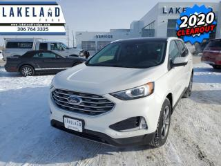 New 2020 Ford Edge SEL  - Power Liftgate - Sunroof - $248 B/W for sale in Prince Albert, SK