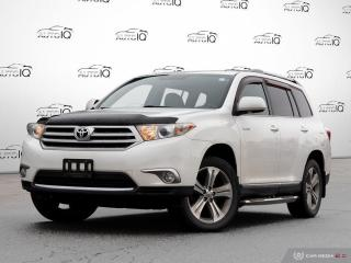 Used 2012 Toyota Highlander for sale in Oakville, ON