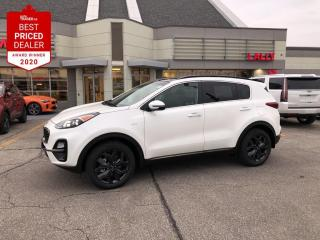 New 2021 Kia Sportage EX PREMIUM S for sale in Chatham, ON