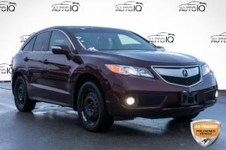 Used 2013 Acura RDX YOU CERTIFY YOU SAVE for sale in Innisfil, ON