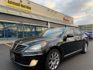 Used 2011 Hyundai Equus 4dr Sdn Signature for sale in North York, ON