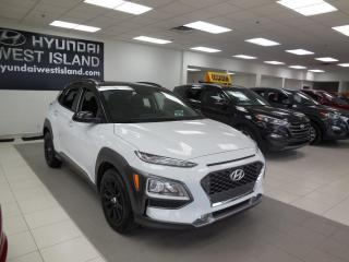 Used 2018 Hyundai KONA 1.6T TREND AWD MAGS A/C CAMÉRA BT CRUISE for sale in Dorval, QC