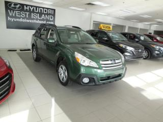Used 2014 Subaru Outback AUTO AWD MAGS A/C CRUISE BT SIÈGES CHAUF for sale in Dorval, QC
