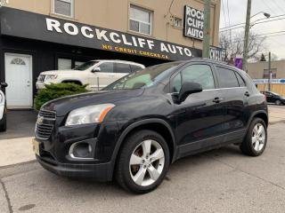 Used 2014 Chevrolet Trax AWD 4DR LTZ for sale in Scarborough, ON