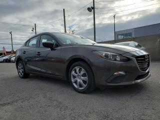 Used 2015 Mazda MAZDA3 *BT*GR ÉLEC* 37$/SEM for sale in St-Jérôme, QC