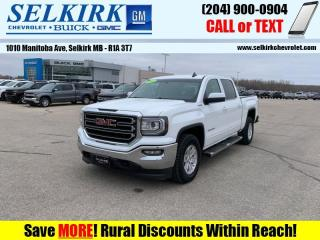 Used 2018 GMC Sierra 1500 SLE  *REMOTE START, PARK ASSIST* for sale in Selkirk, MB