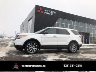 Used 2015 Ford Explorer XLT for sale in Grande Prairie, AB