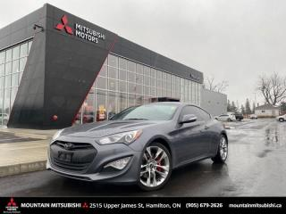 Used 2016 Hyundai Genesis Coupe 3.8 GT   - $158 B/W for sale in Mount Hope (Hamilton), ON