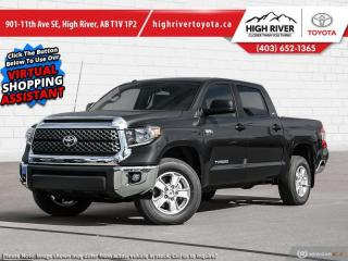 New 2021 Toyota Tundra TRD Pro for sale in High River, AB