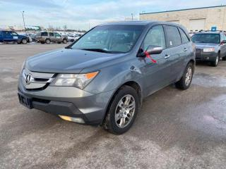 Used 2009 Acura MDX TECHNOLOGY for sale in Innisfil, ON