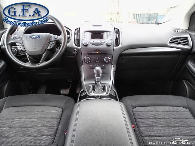 2017 Ford Edge SE MODEL, REARVIEW CAMERA, 2.0 LITER