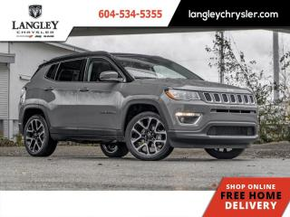 Used 2019 Jeep Compass Limited  Accident Free/ 4X4/ Single Owner for sale in Surrey, BC