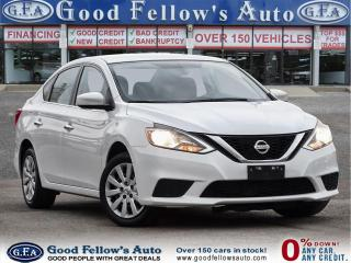 Used 2017 Nissan Sentra SV MODEL, REARVIEW CAMERA, HEATED SEATS, BLUETOOTH for sale in Toronto, ON