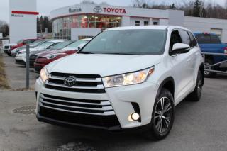 Used 2017 Toyota Highlander Traction intégrale 4 portes LE for sale in Shawinigan, QC