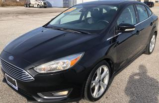 Used 2015 Ford Focus Titanium for sale in Windsor, ON