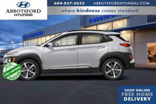 New 2021 Hyundai KONA 1.6T Trend AWD  -  Heated Seats - $143 B/W for sale in Abbotsford, BC