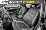 2013 Volkswagen Passat Comfortline / DIESEL / LEATHER / POWER MOONROOF / Photo36