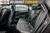 2013 Volkswagen Passat Comfortline / DIESEL / LEATHER / POWER MOONROOF / Photo37