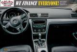 2013 Volkswagen Passat Comfortline / DIESEL / LEATHER / POWER MOONROOF / Photo40