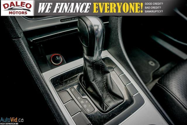 2013 Volkswagen Passat Comfortline / DIESEL / LEATHER / POWER MOONROOF / Photo22