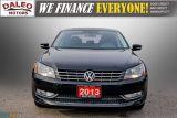 2013 Volkswagen Passat Comfortline / DIESEL / LEATHER / POWER MOONROOF / Photo28