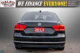 2013 Volkswagen Passat Comfortline / DIESEL / LEATHER / POWER MOONROOF / Photo32