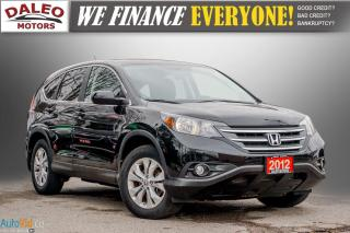 Used 2012 Honda CR-V EX / BACK UP CAM / POWER MOON ROOF / HEATED SEATS for sale in Hamilton, ON