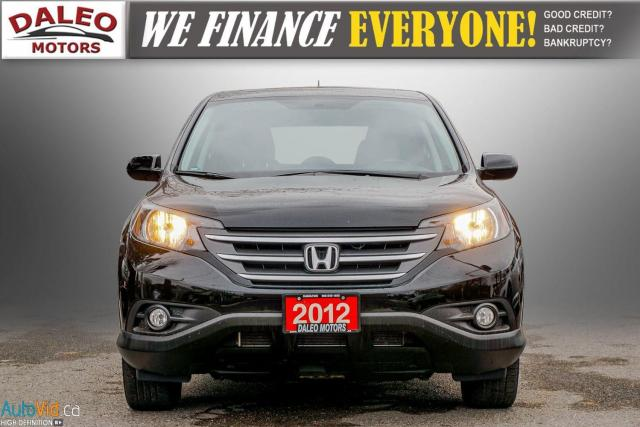 2012 Honda CR-V EX / BACK UP CAM / POWER MOON ROOF / HEATED SEATS Photo3