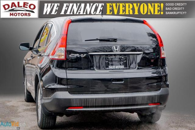 2012 Honda CR-V EX / BACK UP CAM / POWER MOON ROOF / HEATED SEATS Photo6