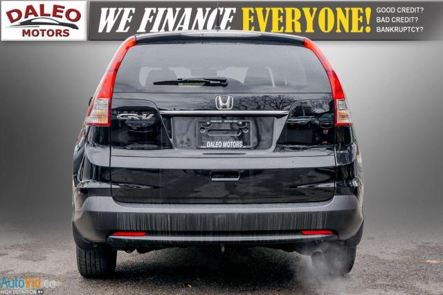 2012 Honda CR-V EX / BACK UP CAM / POWER MOON ROOF / HEATED SEATS Photo7