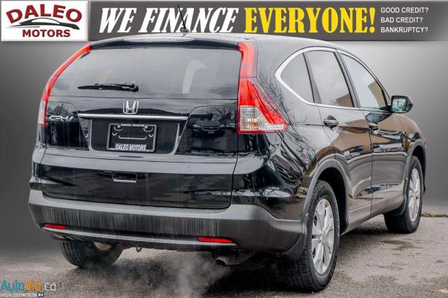 2012 Honda CR-V EX / BACK UP CAM / POWER MOON ROOF / HEATED SEATS Photo8