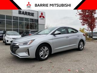 Used 2019 Hyundai Elantra Preferred for sale in Barrie, ON